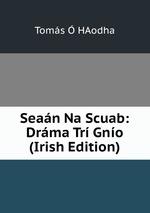 Sean Na Scuab: Drma Tr Gno (Irish Edition)