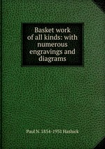 Basket work of all kinds: with numerous engravings and diagrams