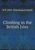 Climbing in the British Isles