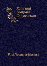 Road and Footpath Construction