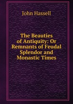 The Beauties of Antiquity: Or Remnants of Feudal Splendor and Monastic Times