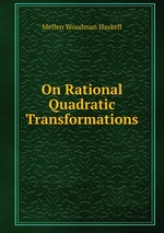 On Rational Quadratic Transformations