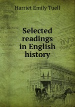 Selected readings in English history