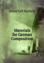 Materials for German Composition