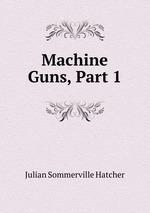 Machine Guns, Part 1