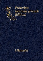 Proverbes Barnais (French Edition)