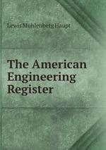 The American Engineering Register
