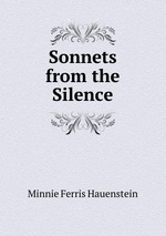 Sonnets from the Silence