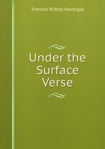 Under the Surface Verse