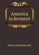 America in ferment