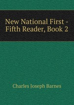 New National First -Fifth Reader, Book 2