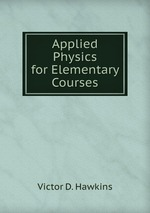 Applied Physics for Elementary Courses