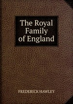 The Royal Family of England