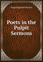 Poets in the Pulpit Sermons