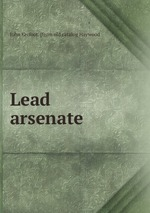Lead arsenate