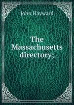 The Massachusetts directory;