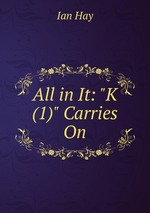 """All in It: """"K (1)"""" Carries On"""