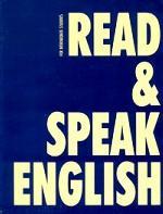 Read & Speak English. For Intermediate Students: учебное пособие