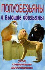 Скачать Полуобезьяны и высшие обезьяны бесплатно А.Г. Рахманов