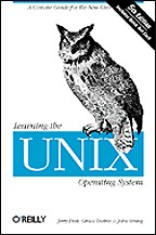 Learning the UNIX Operating System. 5-th edition