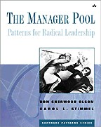 The Manager Pool. Patterns for Radical Leadership. На английском языке