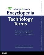 The whatis?com`s Encyclopedia of Technology Terms. На английском языке