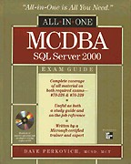 MCDBA SQL Server 2000 All-in-One Exam Guide (+CD). На английском языке
