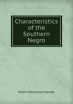 a discussion of the character traits of the negros in the critique characteristics of negro expressi Get information, facts, and pictures about national character at encyclopediacom make research projects and school reports about national character easy with credible articles from our free, online encyclopedia and dictionary.