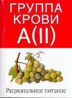 Группа крови A(II). Рациональное питание