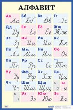 Алфавит. Печатные и рукописные буквы