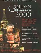 Golden Russian 2000. Учебник русского языка для англичан (+CD)