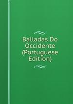 Balladas Do Occidente (Portuguese Edition)