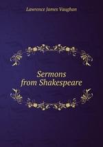 Sermons from Shakespeare