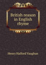 British reason in English rhyme