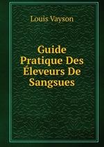 Guide Pratique Des leveurs De Sangsues