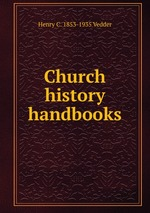Church history handbooks