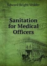 Sanitation for Medical Officers