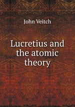 Lucretius and the atomic theory