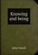 Knowing and being