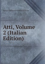 Atti, Volume 2 (Italian Edition)