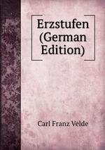 Erzstufen (German Edition)