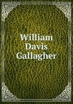 William Davis Gallagher