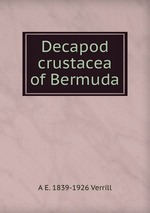 Decapod crustacea of Bermuda