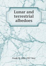Lunar and terrestrial albedoes