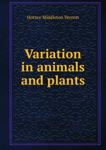 Variation in animals and plants