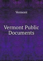 Vermont Public Documents