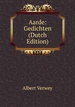 Aarde: Gedichten (Dutch Edition)