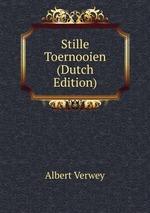 Stille Toernooien (Dutch Edition)