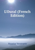 L`Oural (French Edition)