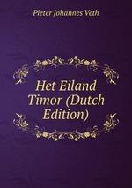 Het Eiland Timor (Dutch Edition)